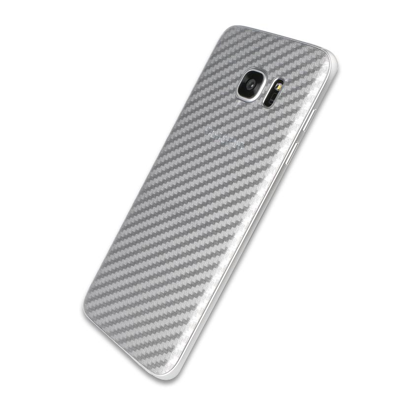 Miếng dán mặt sau vân Carbon cho samsung Galaxy S8