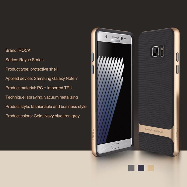 Ốp lưng Rock Royce Samsung Galaxy S8