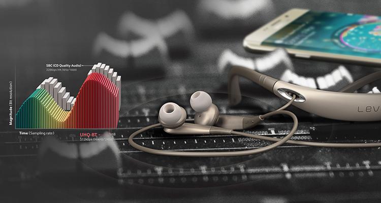 Công nghệ âm thanh tuyệt vời trên tai nghe Samsung chính hãng