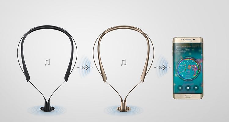 Kết nối với nhiều tai nghe Bluetooth Samsung Level U Pro
