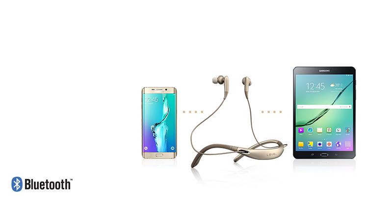 Thiết bị có thể kết nối cùng lúc với hai máy điện thoại Samsung