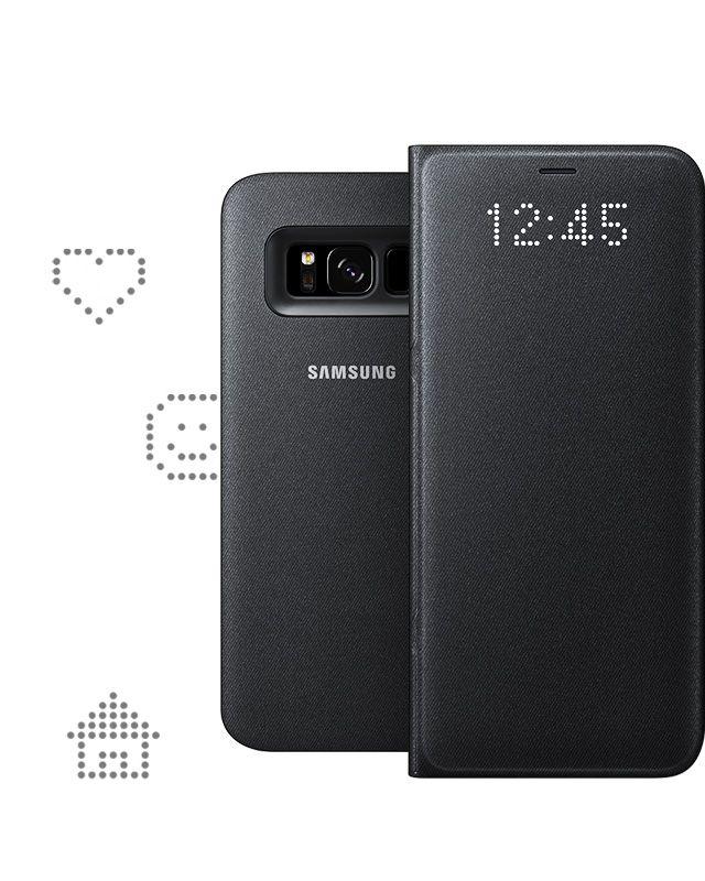 Bao da S8 Plus có nhiều tính năng nâng cao