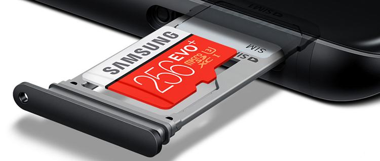 Khay sim kèm thẻ nhớ cho Samsung Galaxy S8