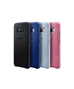 Ốp lưng Alcantara cover Samsung S8 có khả năng chống cháy
