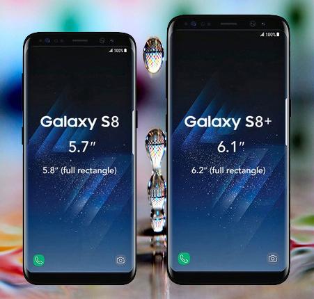 Đánh giá S8 và S8 Plus