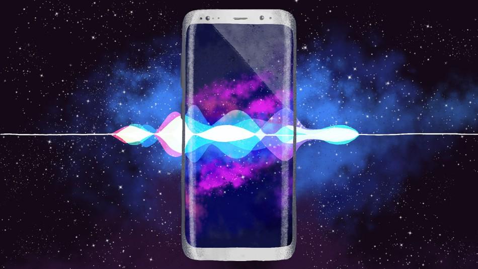 Samsung Bixby Galaxy S8