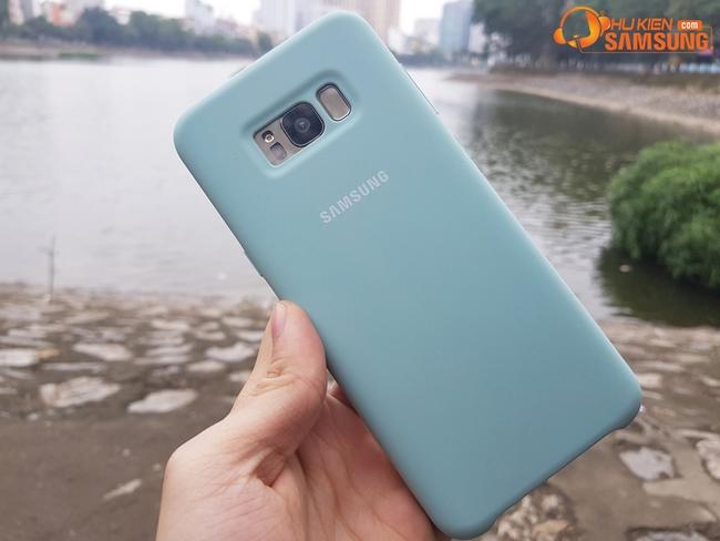 Ốp lưng Silicon Galaxy S8 Plus giá rẻ