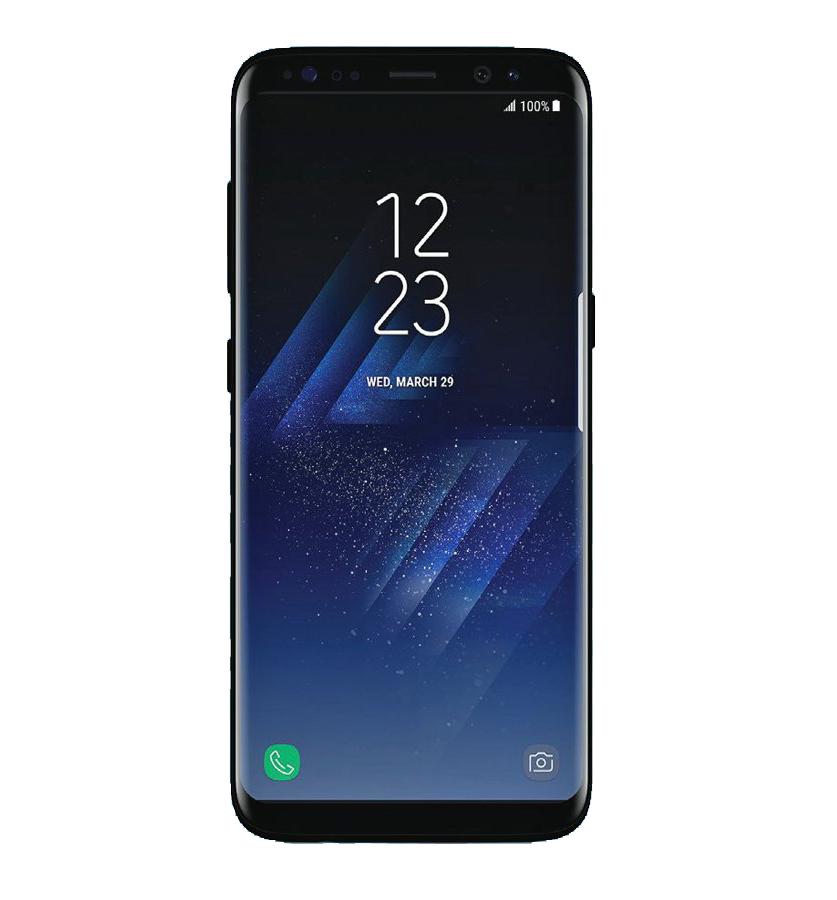 Hình ảnh Samsung Galaxy S8 với màn hình cong