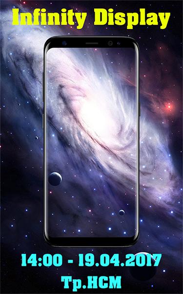 S8 sẽ được ra mắt chính thức tại thị trường Việt Nam vào ngày 19/04 tới