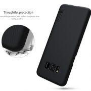 Ốp lưng Nillkin S8 có độ cứng cao giúp bảo vệ điện thoại