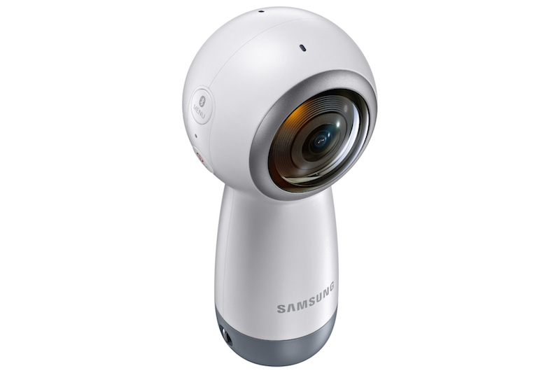 Camera Samsung Gear 360 4K VR 2017 S8 Plus