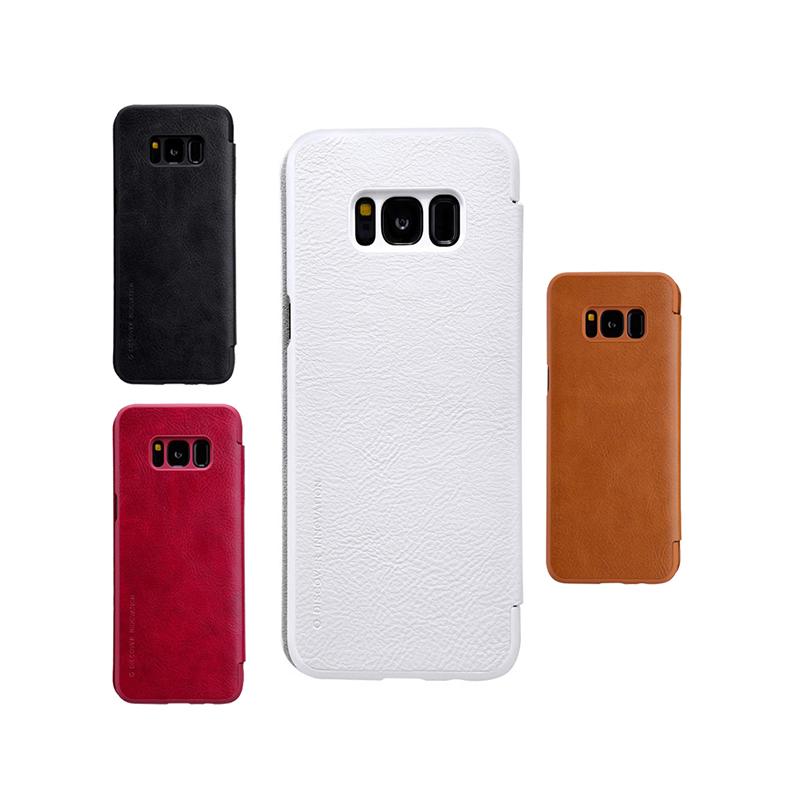 Bao da Samsung Galaxy S8 Nillkin Qin