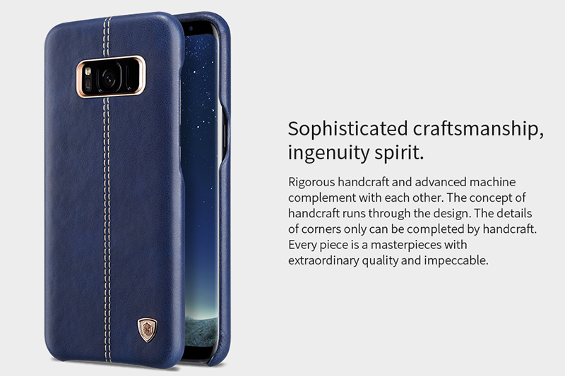 Ốp lưng Galaxy S8 chống bám bụi và vân tay hiệu quả