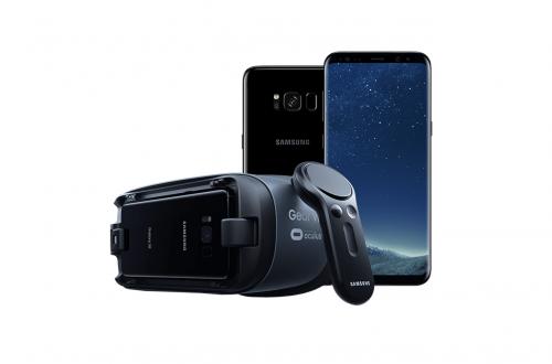 Trải nghiệm và đánh giá kính thực tế ảo Gear VR Samsung Galaxy S8