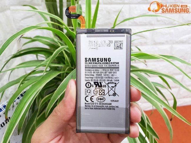 Thay Pin Samsung Galaxy S8 và S8 Plus chính hãng