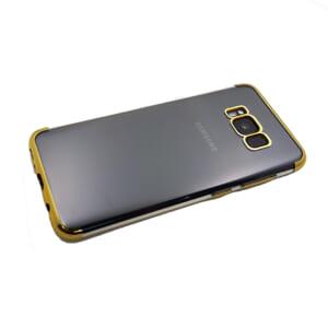 Ốp lưng viền màu Galaxy S8 hiệu Likgus