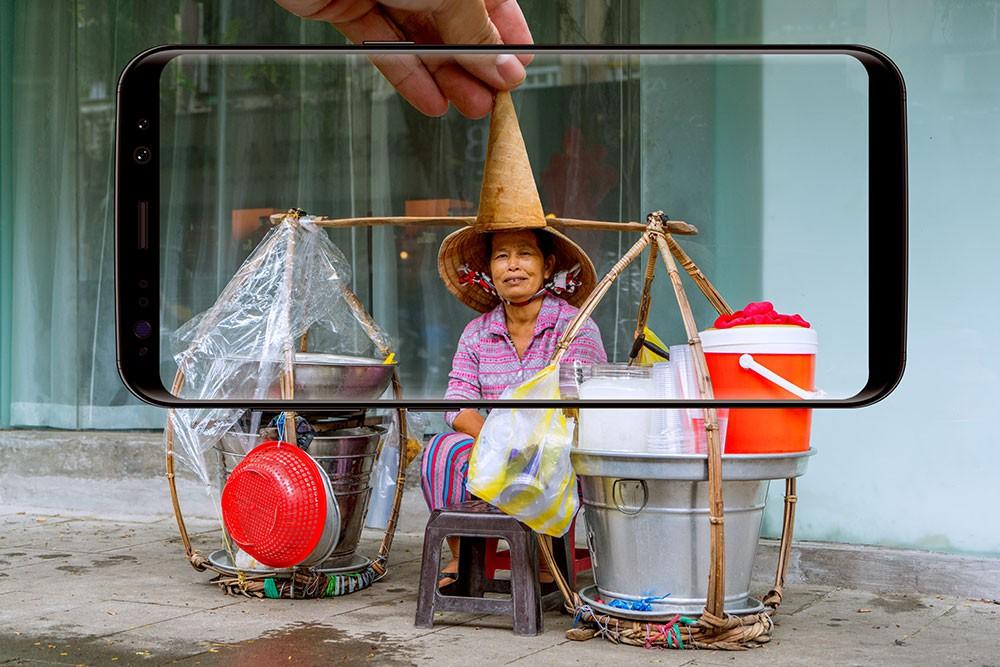 Ảnh Sài Gòn- Ảnh vô cực