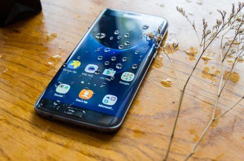 Top 7 smartphone Samsung chống nước tốt nhất 2017