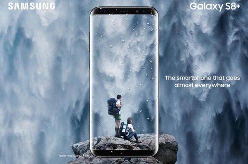 Top 7 ốp lưng Galaxy S8, S8 Plus chính hãng