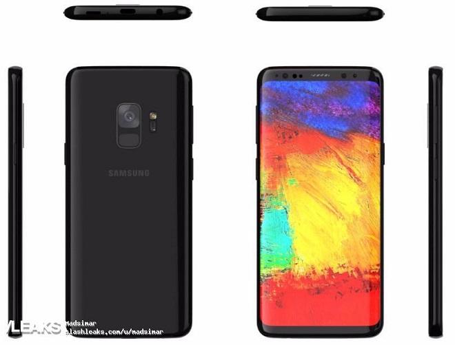 Galaxy S9 và S9 Plus