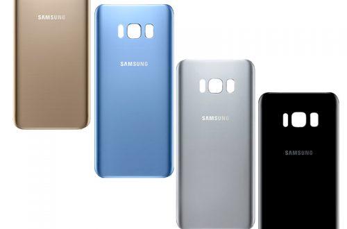 Thay nắp lưng cho Samsung Galaxy S8, S8 Plus ở đâu?