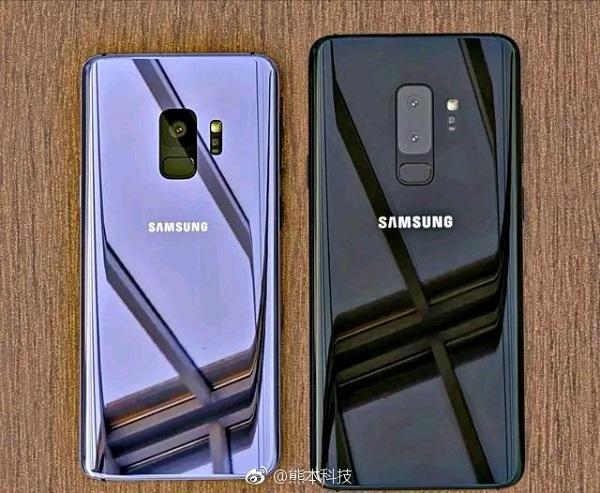 Lộ diện Galaxy S9 và S9 Plus