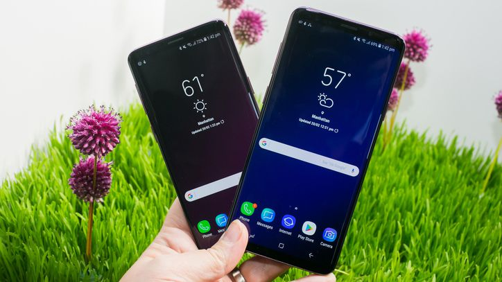 Galaxy S9, S9 Plus