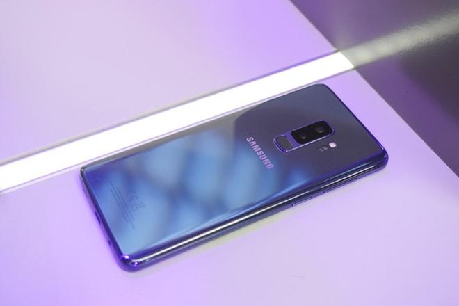 Lộ diện Galaxy S9