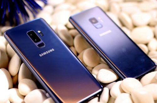 Kính cường lực Galaxy S9