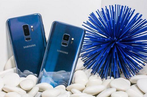Dán màn hình Galaxy S9 Plus tại HCM
