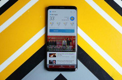 Bao da Clear View Galaxy S9 có điểm gì khác biệt so với bao da Clear View S8 Plus, S7 Edge??