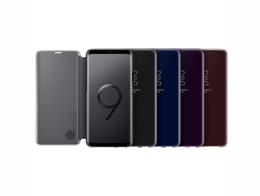 Bao da Clear View Galaxy S9