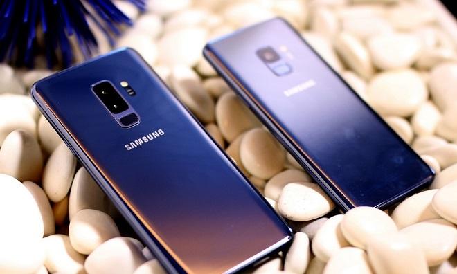 Samsung Galaxy S9 S9 Plus