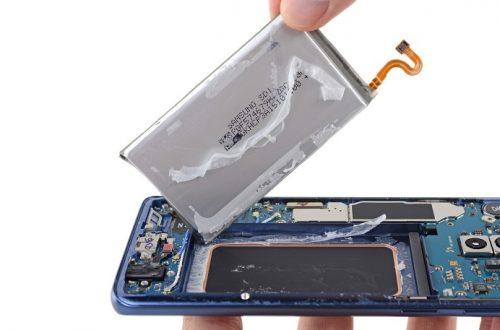 Pin Galaxy S9 có chung thông số pin với Galaxy Note 7?