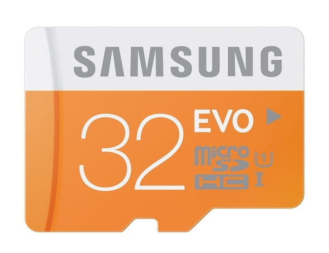 Thẻ nhớ Samsung Evo 32GB