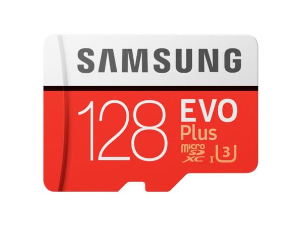 Thẻ nhớ Samsung Plus Evo 128GB