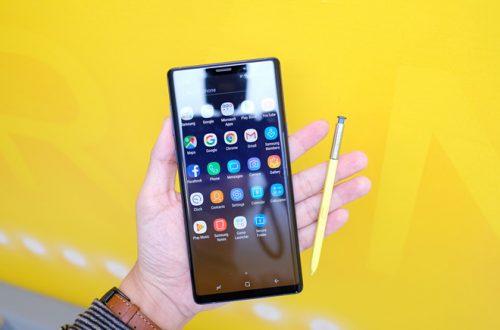 S Pen Galaxy Note 9 những tính năng thú vị