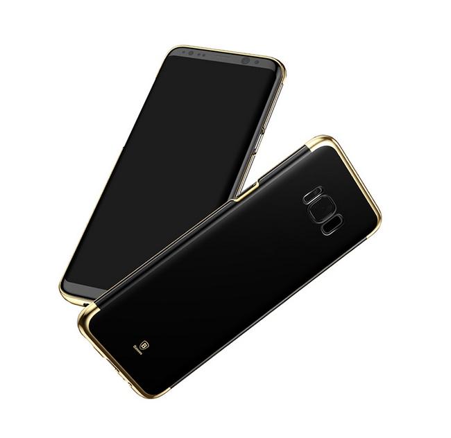 Ốp lưng Samsung Galaxy S8 Baseus Glitter chính hãng