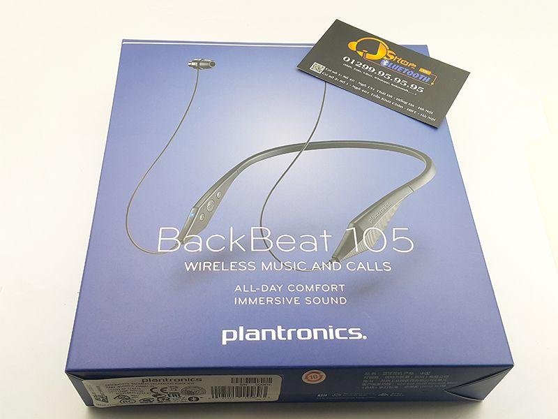 Tai nghe bluetooth BackBeat 105 chính hãng Plantronics