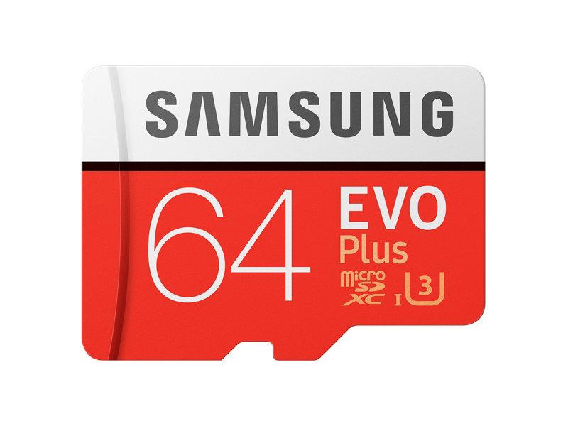 Thẻ nhớ Samsung EVO 64GB