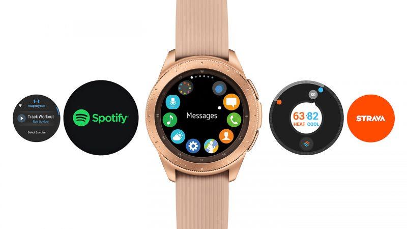 Samsung Galaxy Watch 46mm chính hãng