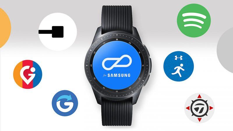 Samsung Galaxy Watch 42mm chính hãng