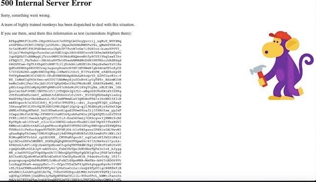 Youtube lỗi không thể hoạt động được - Youtube bị sập???
