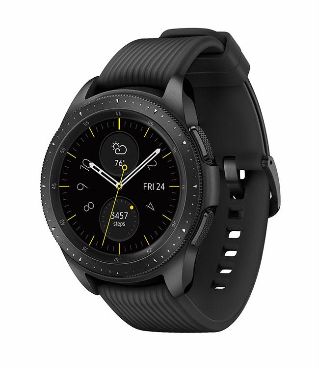 Đồng hồ thông minh Samsung Galaxy Watch 42mm – Black chính hãng