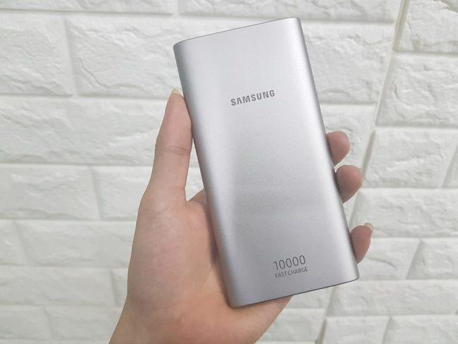 Sạc dự phòng 10000mAh chính hãng Samsung giá tốt