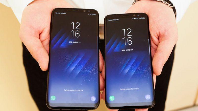 Có nên mua Galaxy S8/S8 plus lúc này?