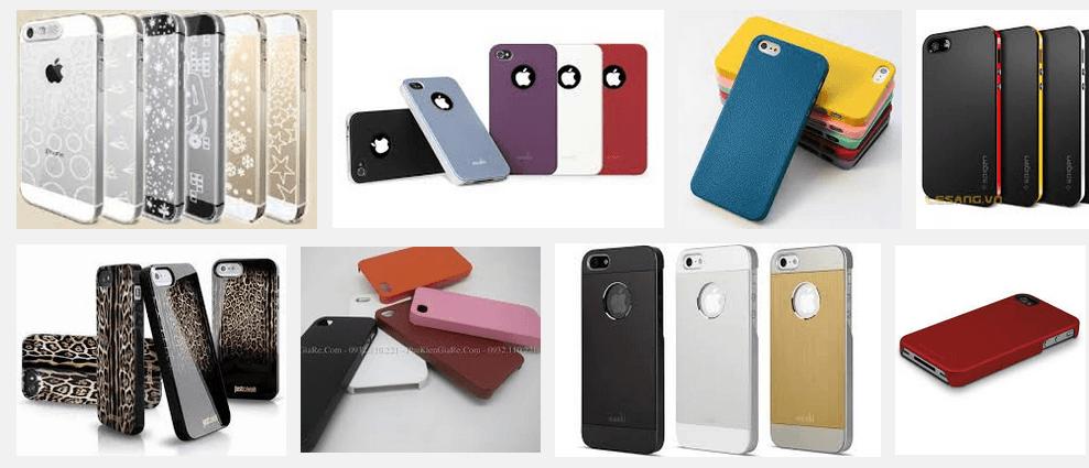 Có nên sử dụng bao da hay ốp lưng cho điện thoại?