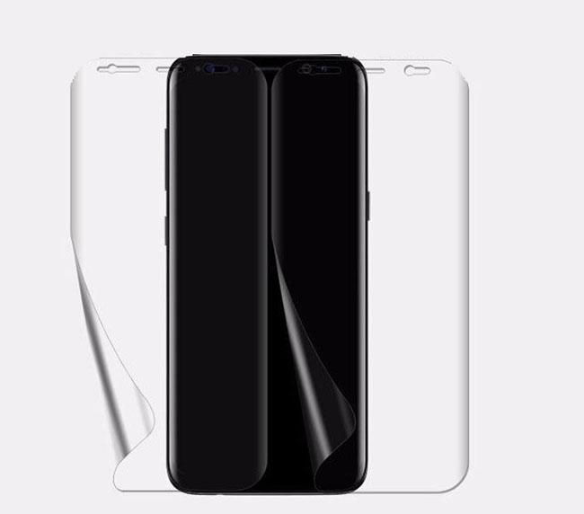 Miếng dán dẻo UV full màn hình Galaxy S8