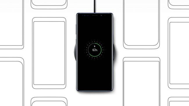 Đế sạc nhanh không dây Samsung (Wireless Charger Pad) siêu mỏng