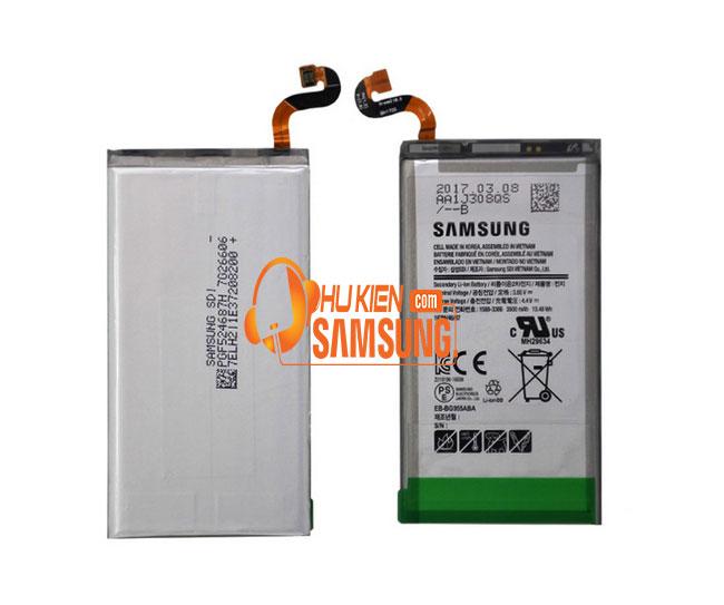 Thay pin Galaxy S8 Plus chính hãng lấy ngay